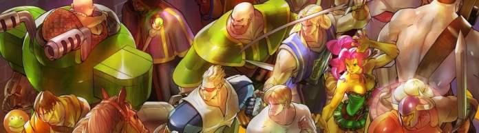 Capcom Beat 'Em Up Bundle (Switch eShop)