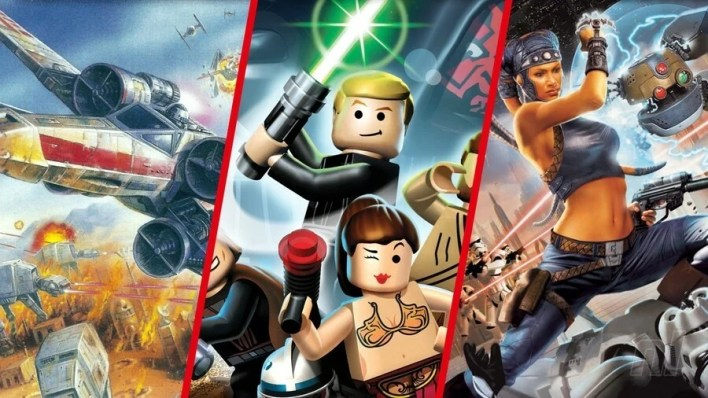 Star Wars Games Ranked