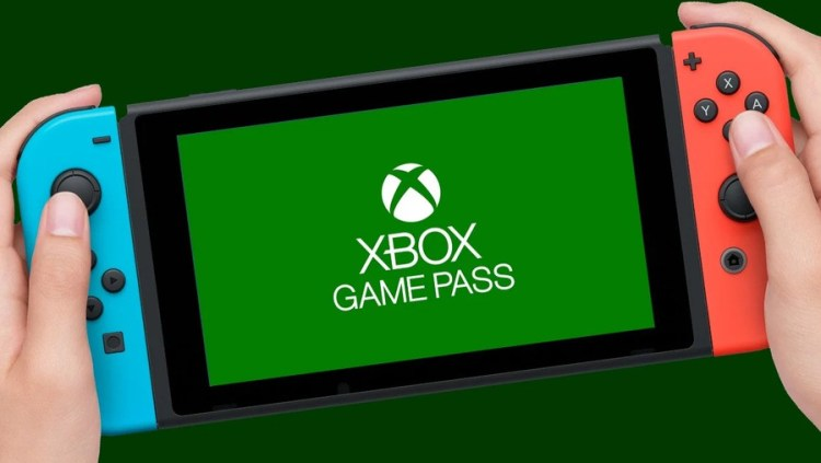 Xbox Game Pass Switch