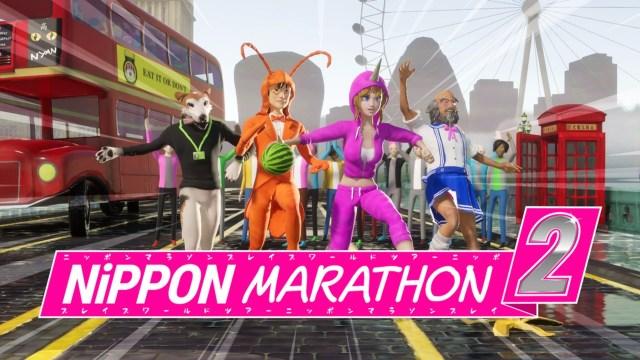Nippon Marathon 2 Hopes To Race Onto The Switch Via Kickstarter 2
