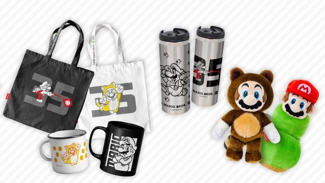 Nintendo UK Store Gets Limited-Time Mario 35 Merch, Including Nintendo Tokyo Exclusives 2