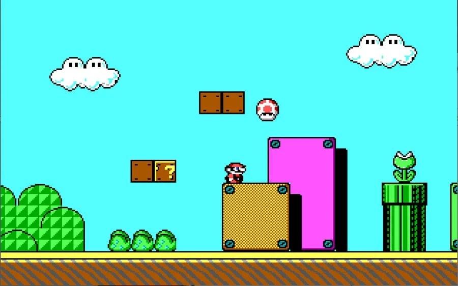Super Mario Bros 3 PC Port