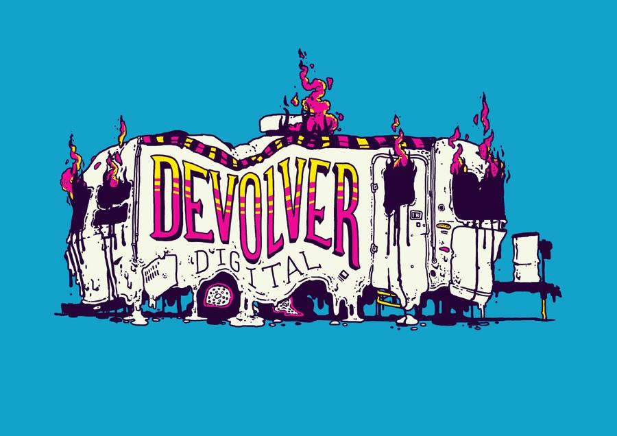 Devolver Digital E3 Airstream
