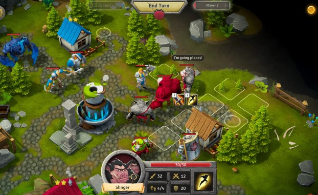Fantasy Turn Based Tactical Rpg Exorder Marches Onto