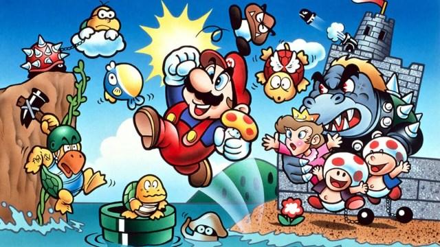 Nintendo Launches Website For The Original Super Mario Bros. Game 2