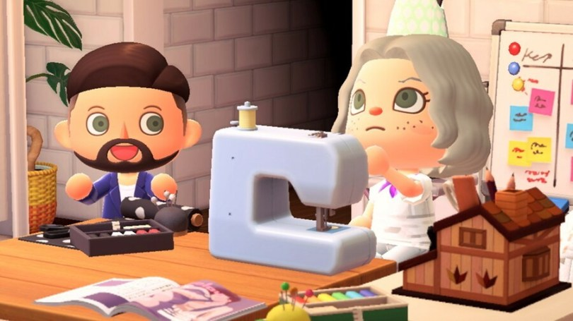 Maisie In Animal Crossing