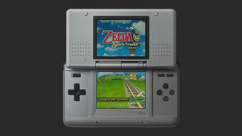Precisely eleven people played Spirit Tracks on an original DS Phat.
