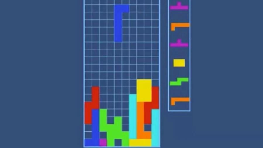 Long Tetris