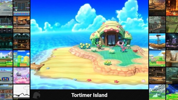 Right now, Ol 'Torts has a better representation in Smash.