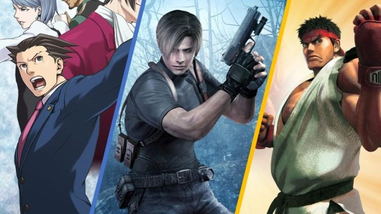 Capcom Sale