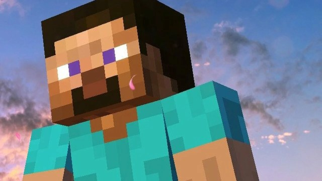 Minecraft Steve's Meat Gets The Chop In Smash Bros. 1