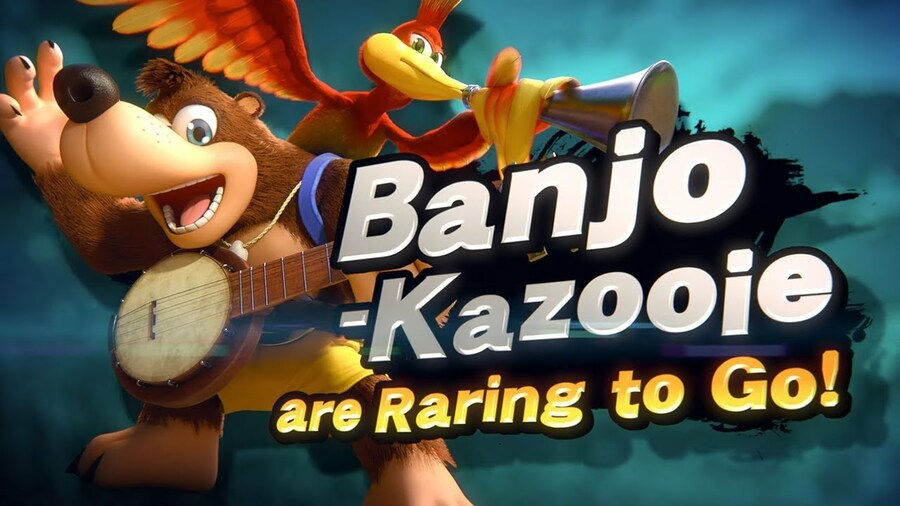 Image result for Super Smash Bros Ultimate Banjo