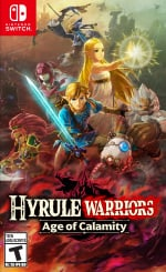 Hyrule Warriors: Age of Disaster (Switch)