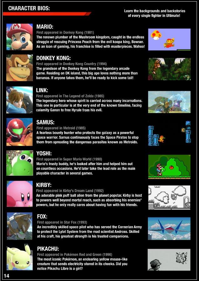 Random: Super Smash Bros  Fan Makes The Ultimate Custom Game Manual