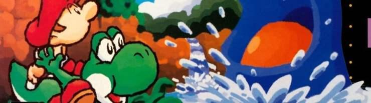 Super Mario World 2: Isla de Yoshi (SNES)
