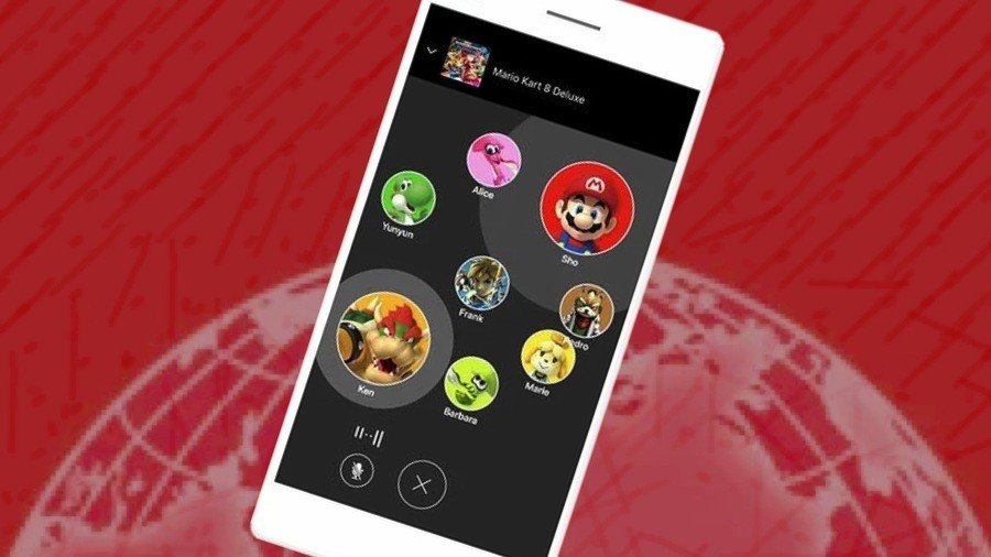 Switch Online App