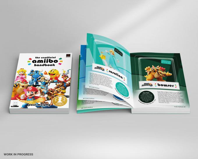 Amiibo Handbook