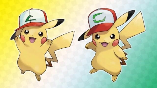 Ash's Pikachu Ash's Hat Pokémon Sword Shield