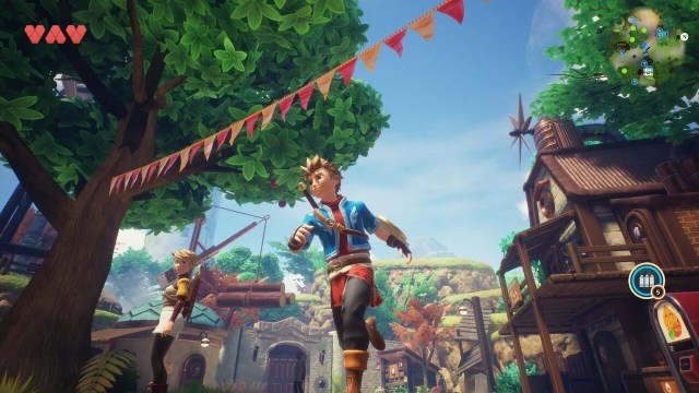 Oceanhorn 2 Dev Shares First Official Screenshot Of The Upcoming Switch Port 1
