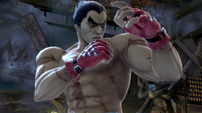 Tekken's Kazuya Gets Added To The Super Smash Bros. Ultimate Mural