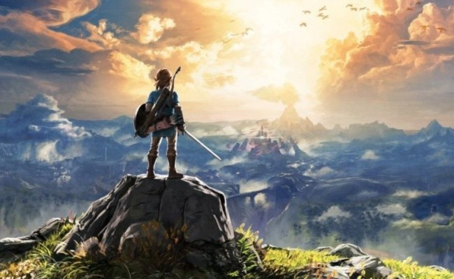 Awesome Games Done Quick Will Have Zelda Breath Of The