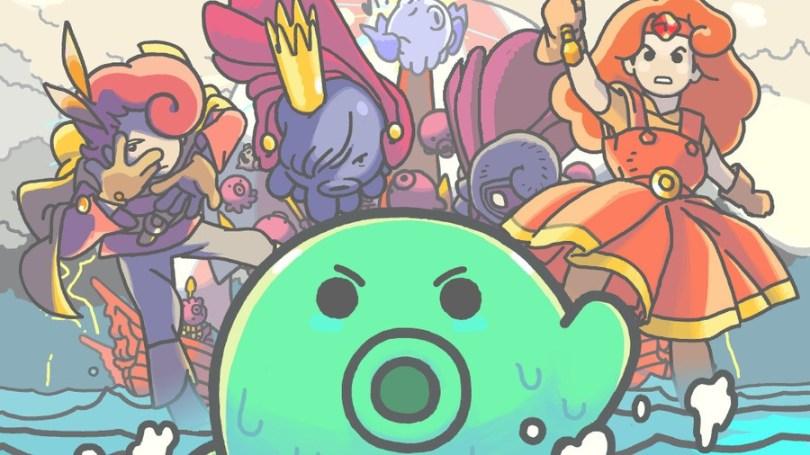 Save Me Mr. TAKO! Switch