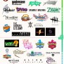 Nintendo Shares Colourful Graphic Outlining Upcoming