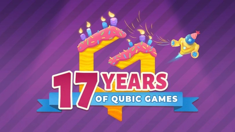 17 Years of QubicGames