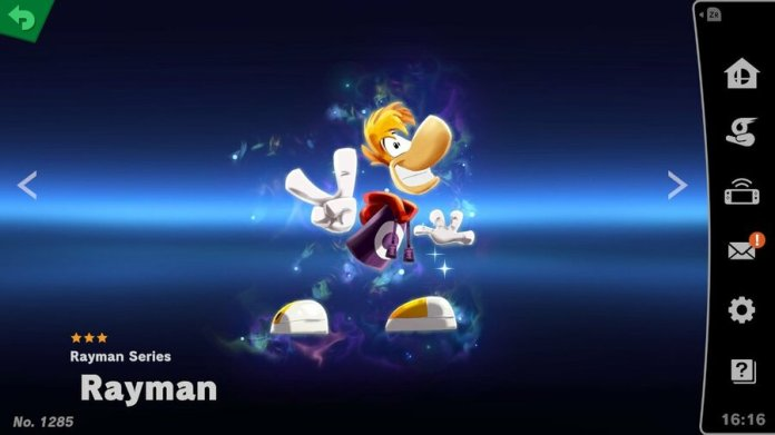 Rayman Spirit