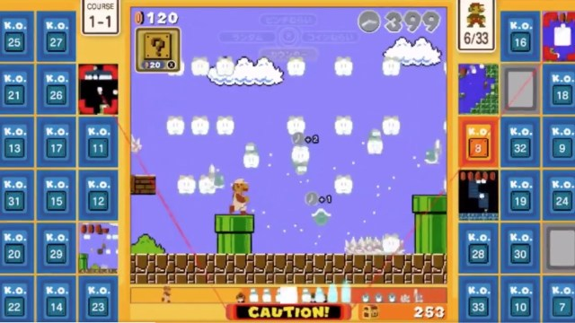 Video: Here's How Crazy Super Mario Bros. 35 Becomes When Played At Its Highest Level 2