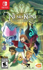 Ni no Kuni: Wrath of the White Witch (Switch)