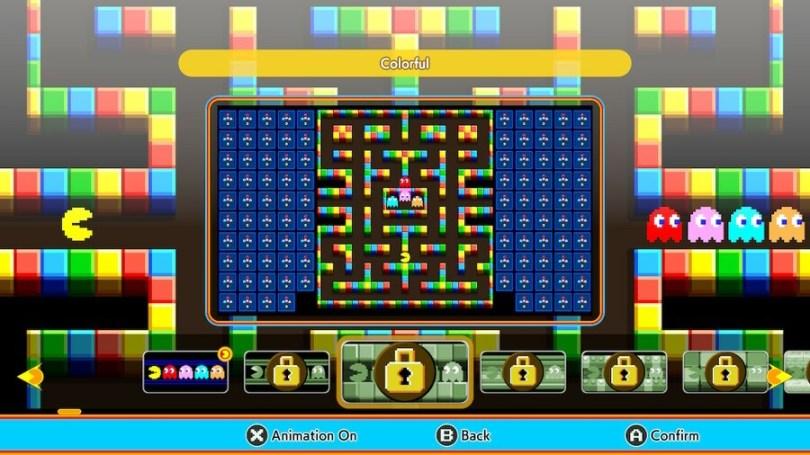 Pac-Man 99: Colorful Theme