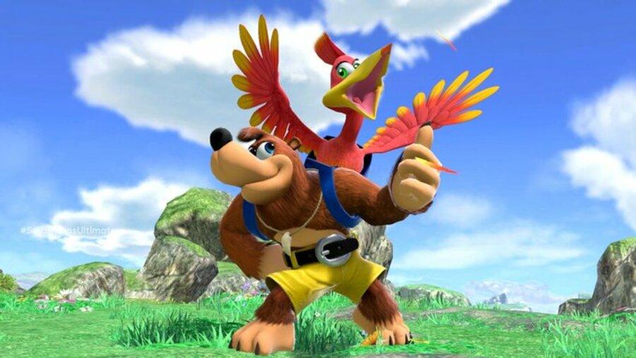 Image result for Super Smash Bros Ultimate Banjo
