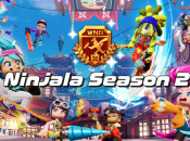 Ninjala Season 2 Is Here - Introduces New 'Board' Weapons, New Stage And Sonic Collab 2