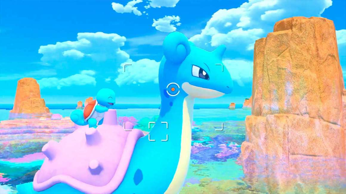 New Pokémon Snap's Latest Trailer Shows Off Six Minutes Of Gameplay Footage