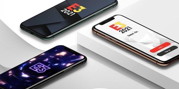 E3 2021 App Portal