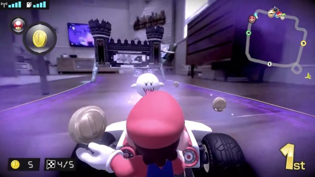 Video: Here's A Look At All 24 Track Themes Available In Mario Kart Live: Home Circuit 2
