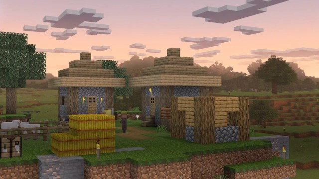 Smash Bros. Ultimate's New Stage Minecraft World Will Feature Six Different Biomes 2