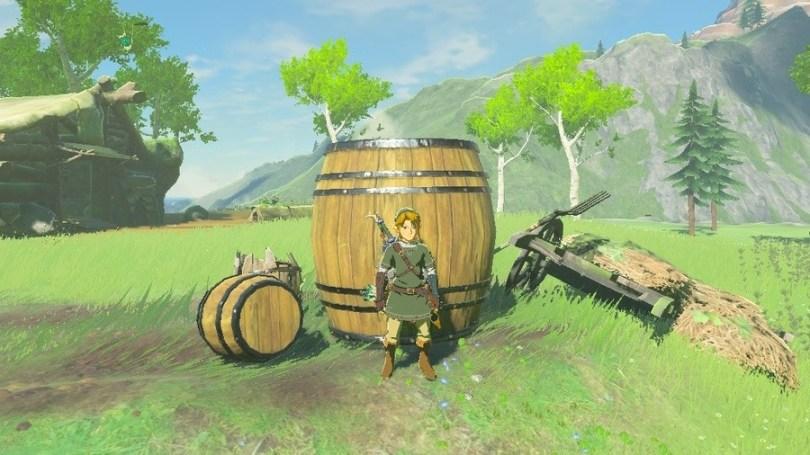 Zelda: Breath of the Wild - Nintendo Life IMG