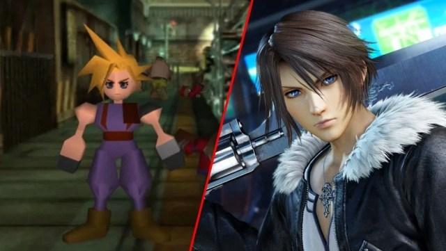 Final Fantasy VII / VIII Remastered Twin Pack