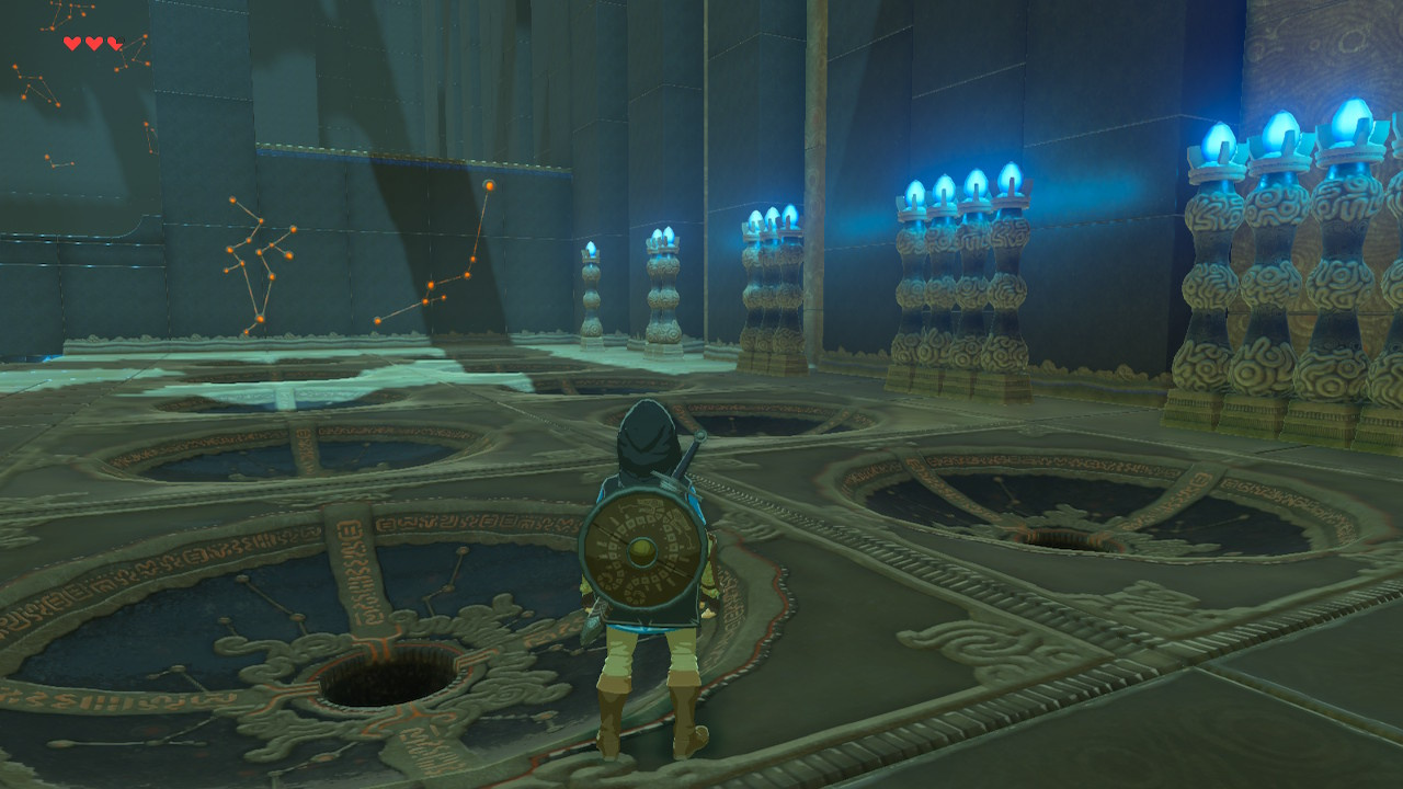 Keo Ruug Shrine: How To Solve The 'Fateful Stars' Puzzle In Zelda: Breath Of The Wild - Guide - Nintendo Life