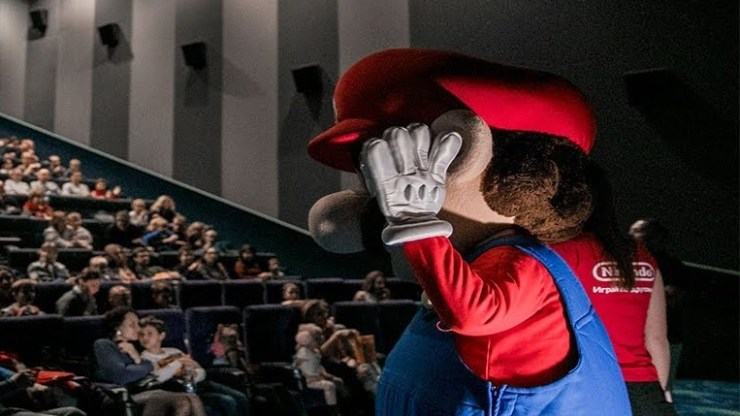 Nintendo Rusia sorprende a la audiencia de Frozen 2 Movie con paquetes de interruptores gratuitos 9