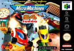 Micromachines 64 Turbo (N64)
