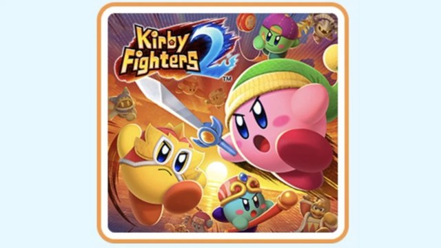 Rumour: Oops! Nintendo Might Have Just Accidentally Revealed Kirby Fighters 2 2