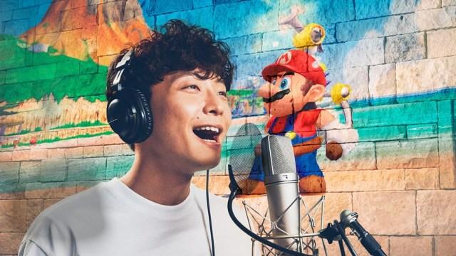 Super Mario 35th Anniversary Japan TV Spot