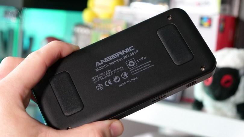 Anbernic R351 Vs Retroid Pocket 2