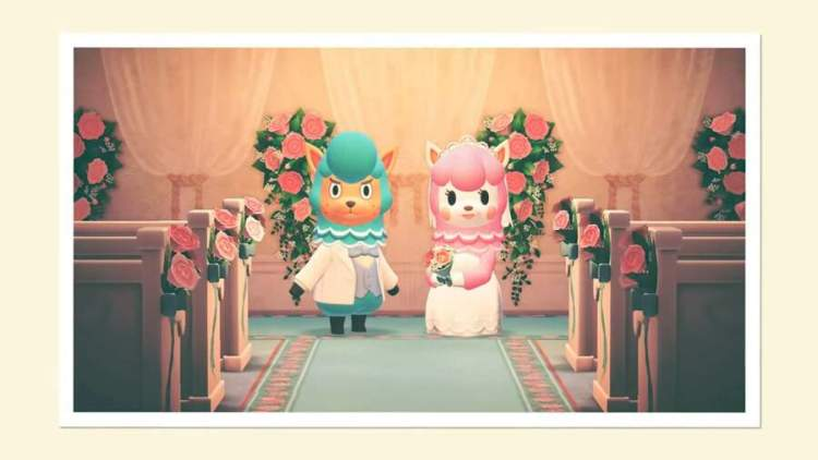 Animal Crossing New Horizons Wedding Season