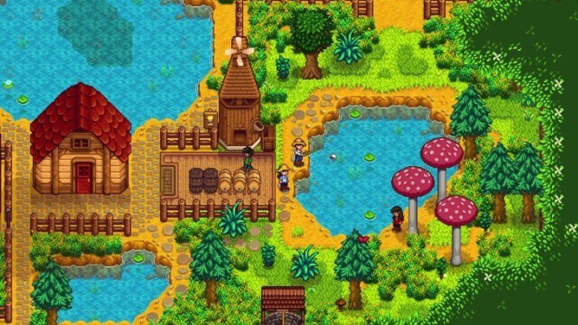 """Stardew Valley is commonly called a """"farming"""" game, a """"life sim"""", """"indie"""", or """"wholesome""""."""