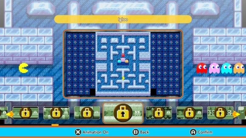Pac-Man 99: Igloo Theme