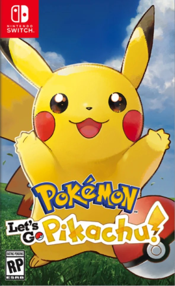 Pokmon Lets Go Pikachu And Lets Go Eevee Review